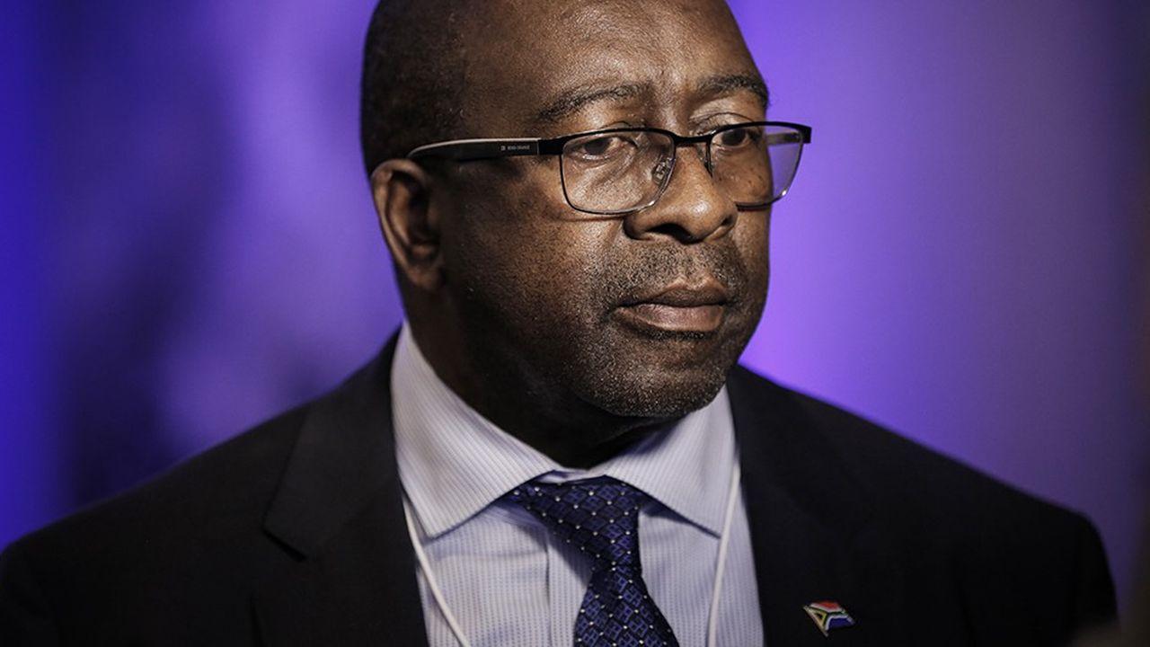 Nhlanhla Nene a déjà été ministre des Finances sous Jacob Zuma. Il avait été rappelé par Cyril Ramaphosa avec comme feuille de route de relancer l'économie sud-africaine.