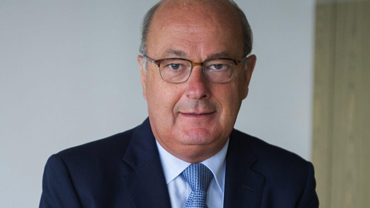 « Si l'on veut que l'approche ISR soit compréhensible et crédible pour le grand public, il faut absolument que les fonds ouverts soient labellisés », estime le président de La Banque Postale AM