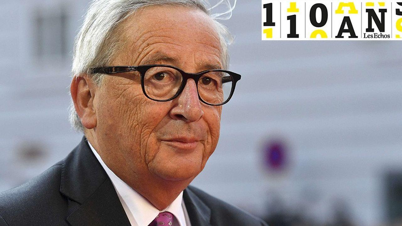 Jean-Claude Juncker donne sa vision de l'Europe et des institutions pour les vingt prochaines années.