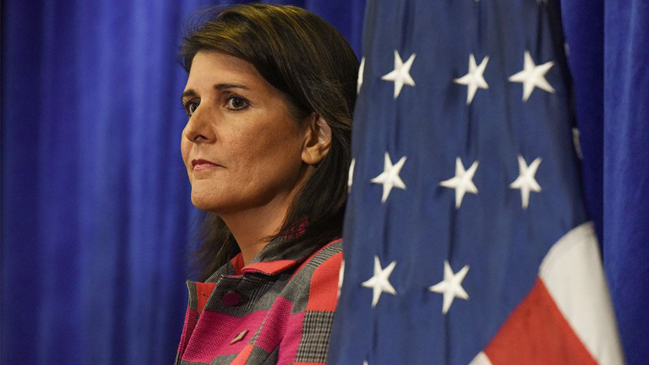 La démission de Nikki Haley a surpris les observateurs, aux Etats-Unis.
