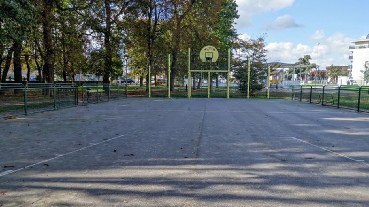 A Athis-Mons, discorde autour du déménagement d'une aire de sport