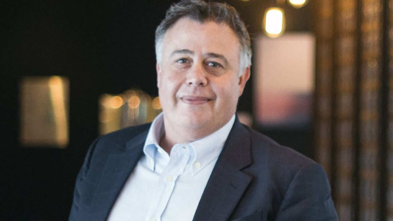 Dion Weisler dirige HP Inc. depuis la scission d'avec HPE (la branche serveurs et services aux entreprises) il y a trois ans.