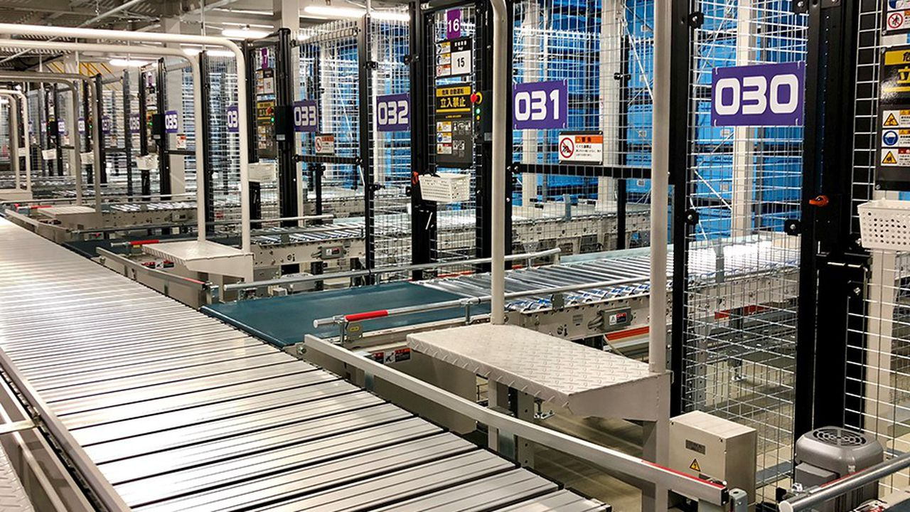 Pour rattraper son retard dans les ventes en ligne, Uniqlo mise sur un nouveau centre de distribution ultramoderne