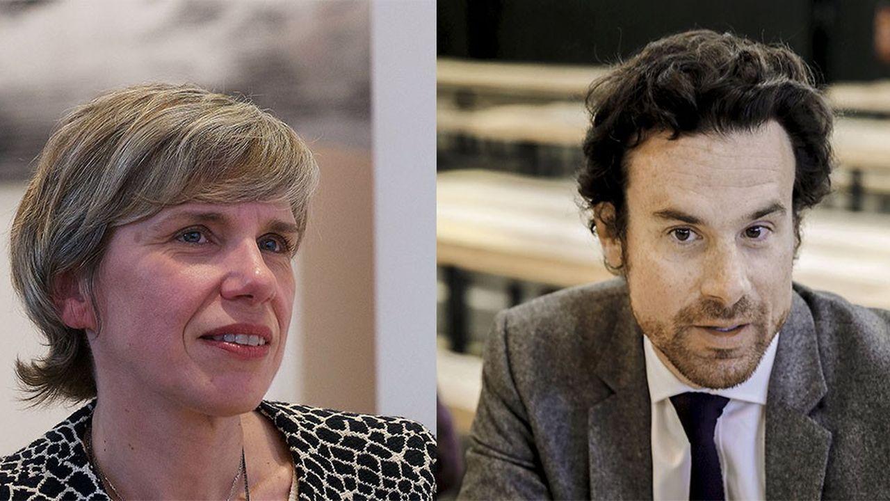 La succession de Mathias Vicherat à son poste est déjà organisée. Une partie de ses fonctions va être reprise par Agnès Ogier, l'actuelle directrice générale des trains Thalys, qui va être nommée directrice générale communication et image du groupe.