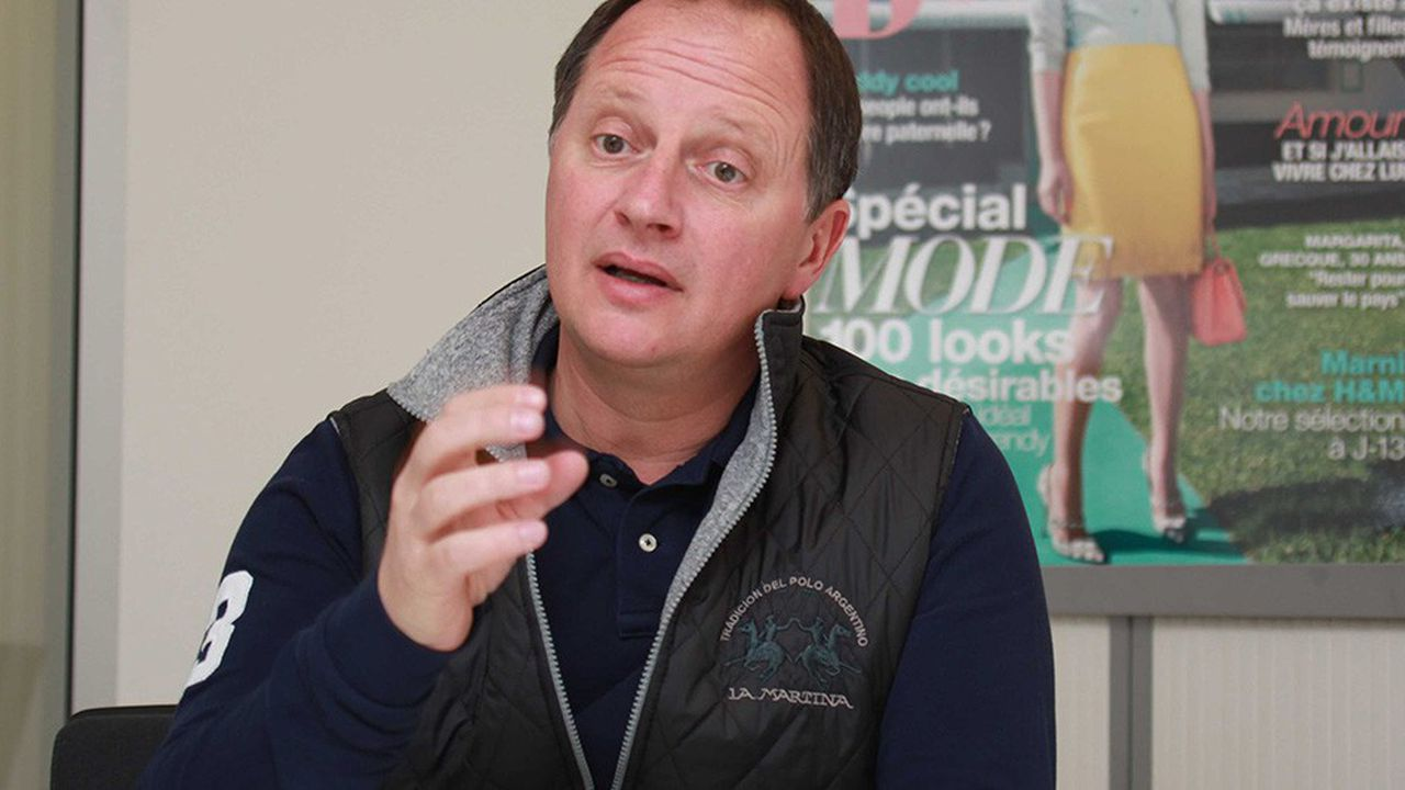 Pascal Chevalier, le directeur de Reworld, s'est lancé dans une stratégie de croissance externe de taille.