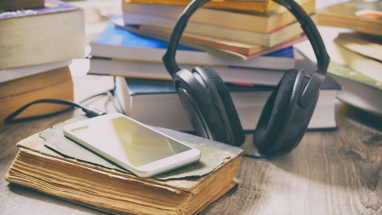Ce sont d'abord les best-sellers et les thrillers qui font recette dans les audiobook.