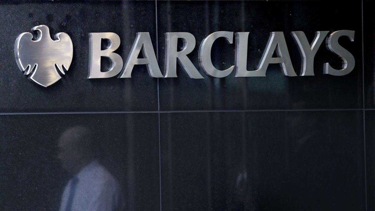 Les bureaux de Barclays, à New York.