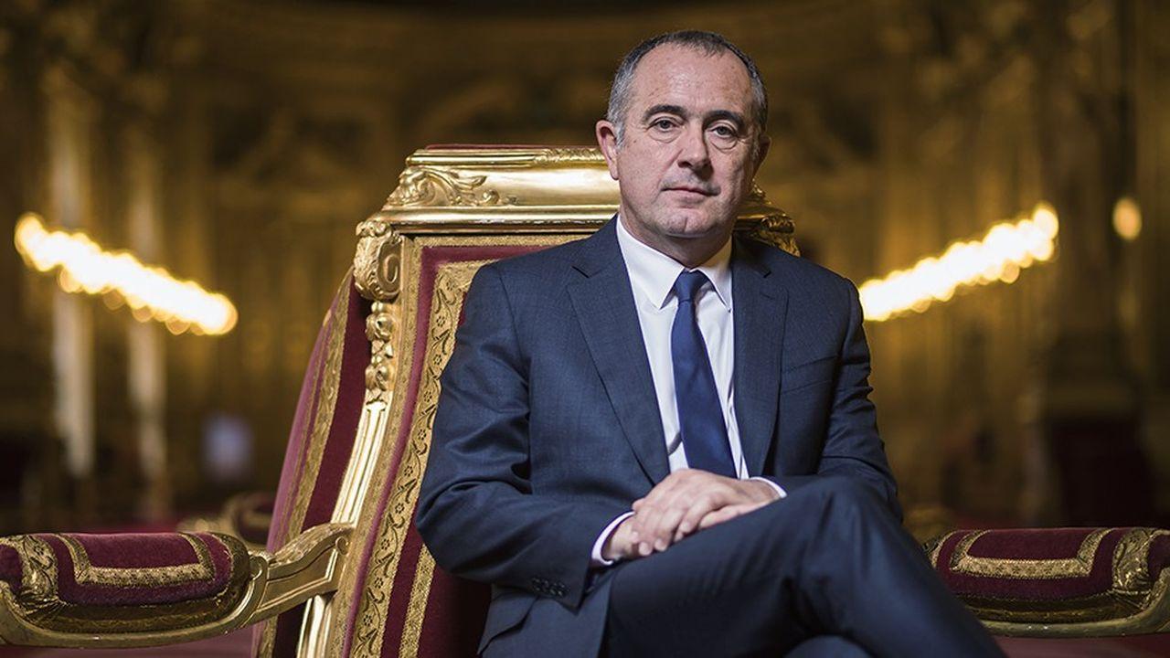 Didier Guillaume est le nouveau ministre de l'Agriculture et de l'Alimentation
