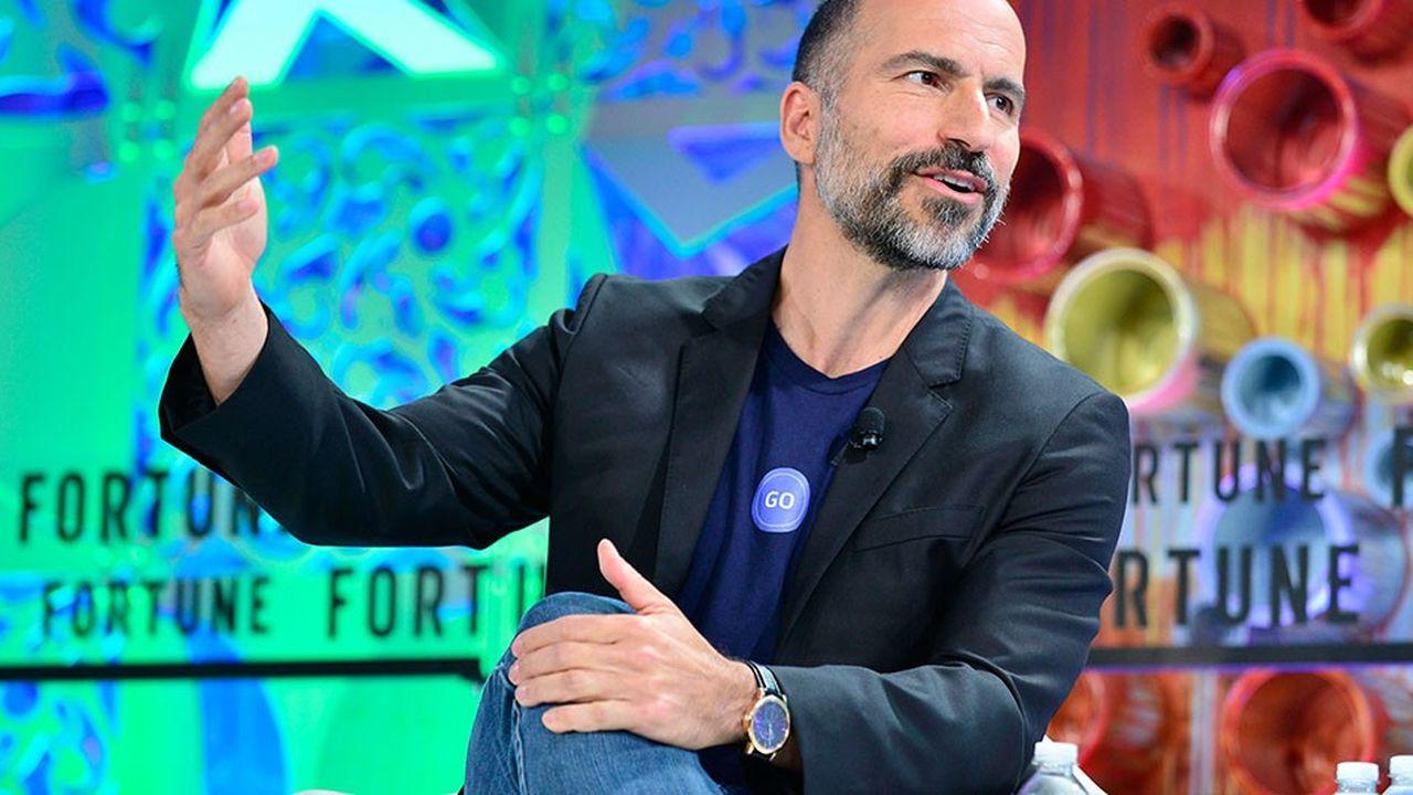 Le patron d'Uber, Dara Khosrowshahi, avait évoqué initialement une introduction en Bourse au deuxième semestre 2019
