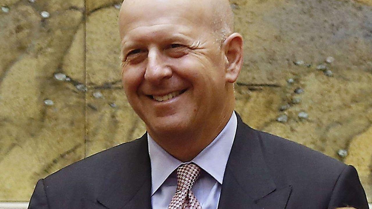 David Solomon a remplacé Lloyd Blankfein à la direction générale de Goldman Sachs le 1eroctobre.