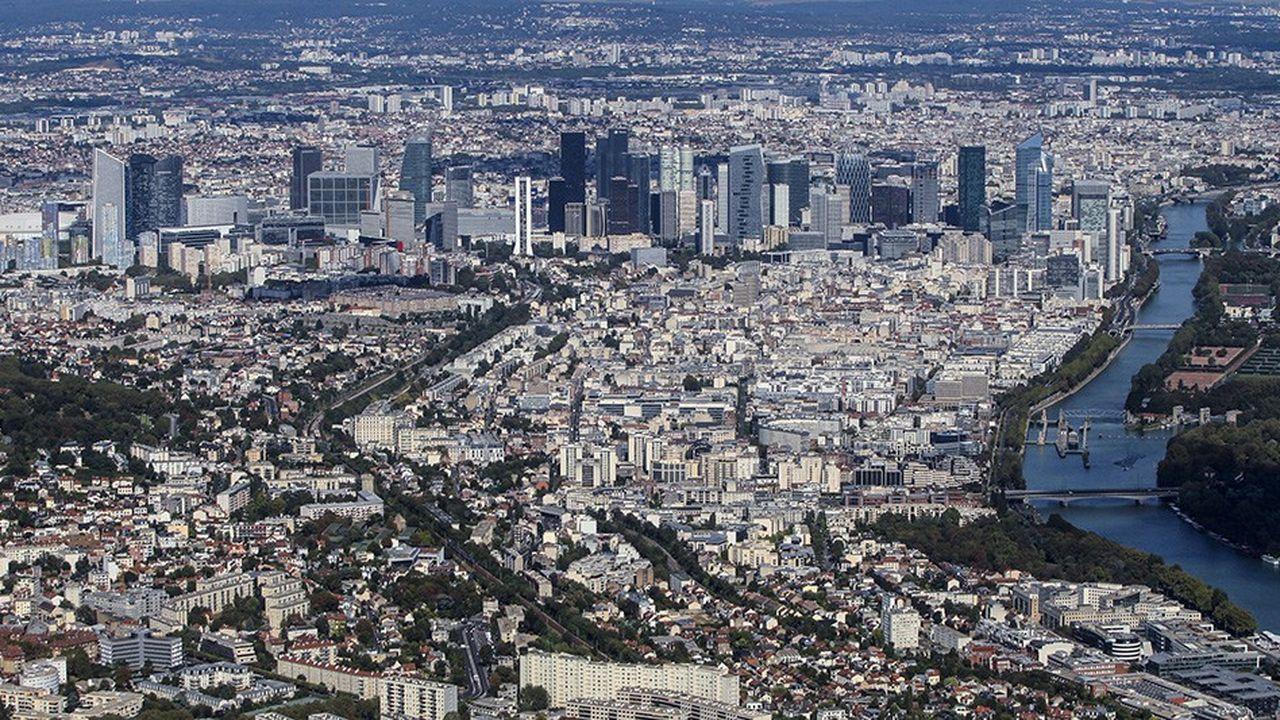 Les banques américaines choisissent Paris pour leurs activités de marché.