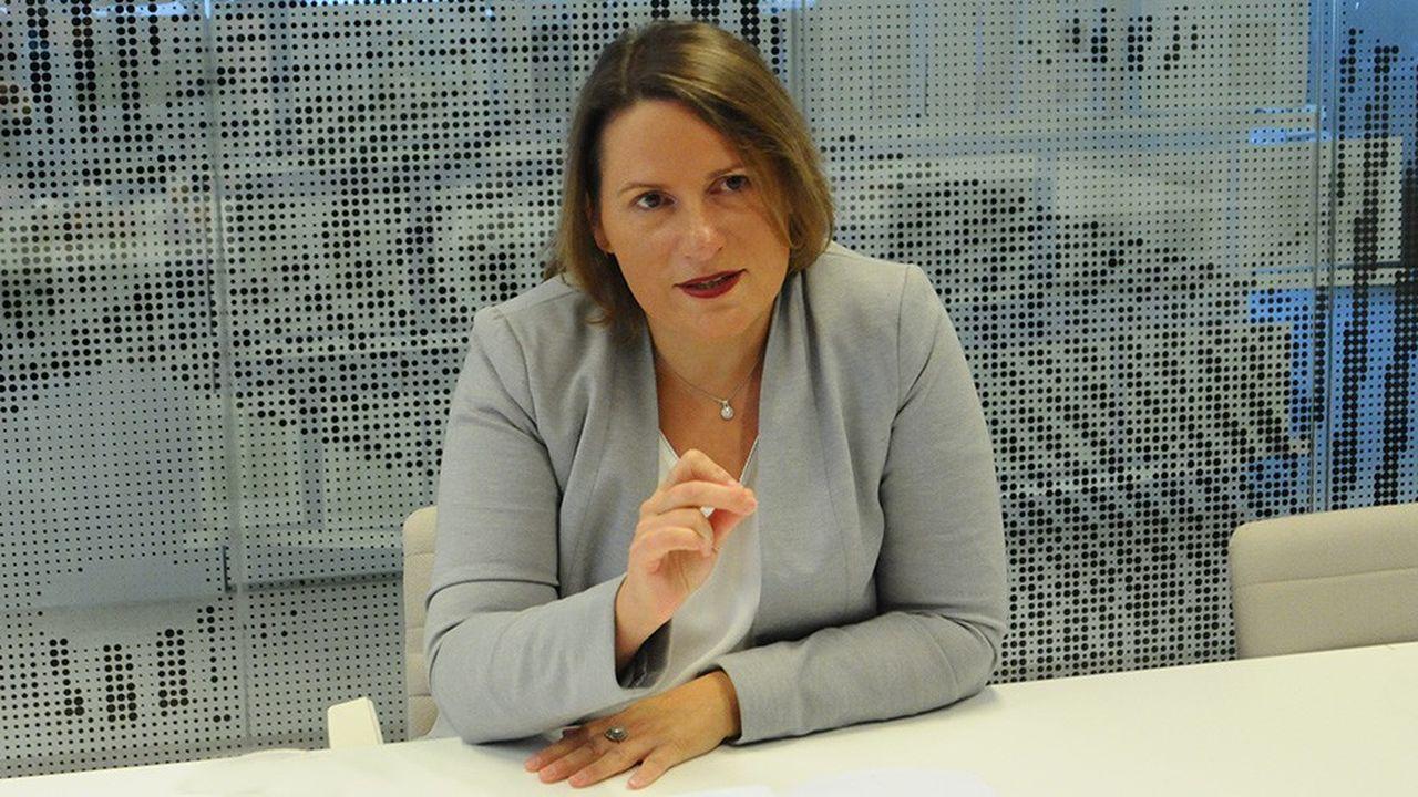 Ancien rapporteur général du budget à l'Assemblée, Valérie Rabault dirige les députés socialistes.