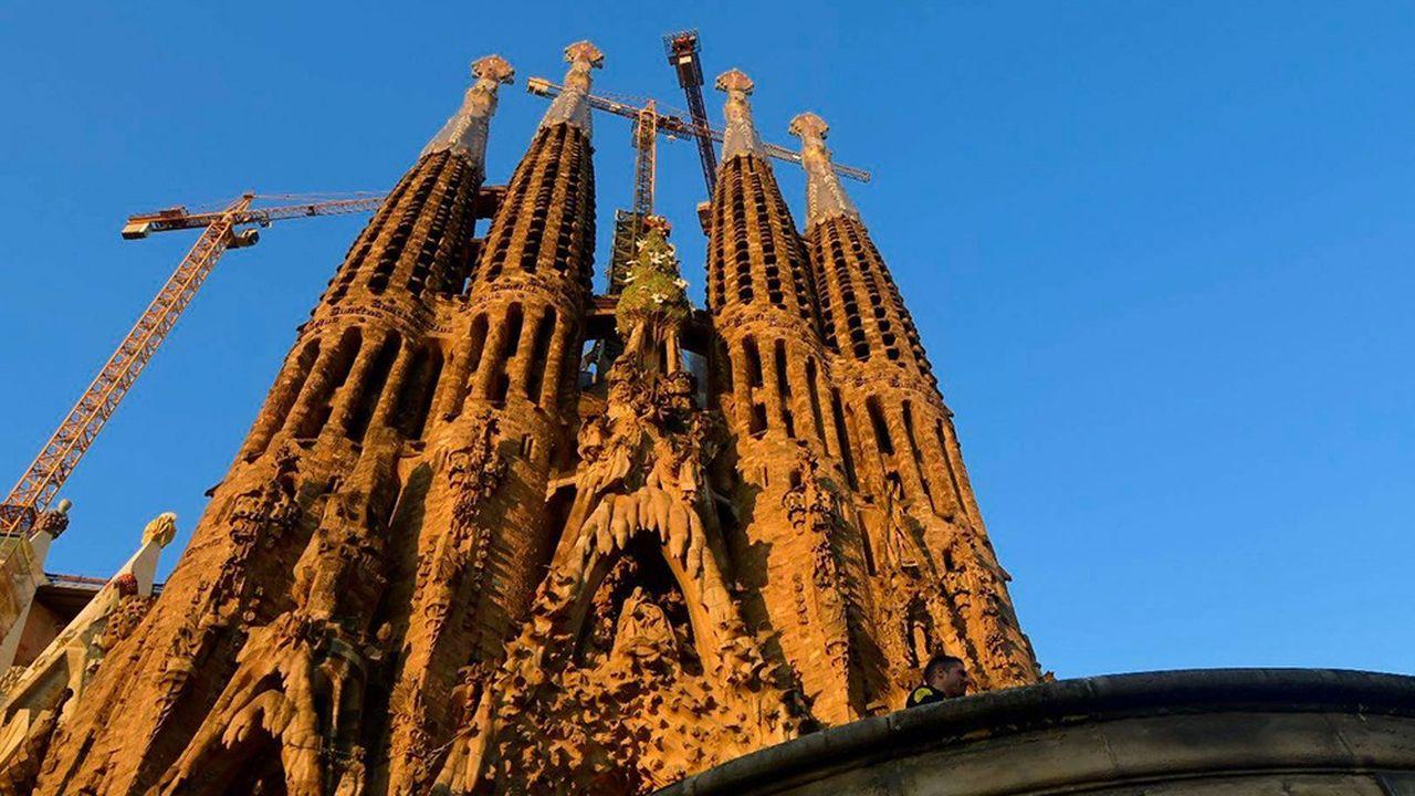 Les promoteurs de l'église dessinée par Gaudi se sont engagés à payer 36millions d'euros en compensation de 135 ans de travaux menés sans payer d'impôts municipaux.