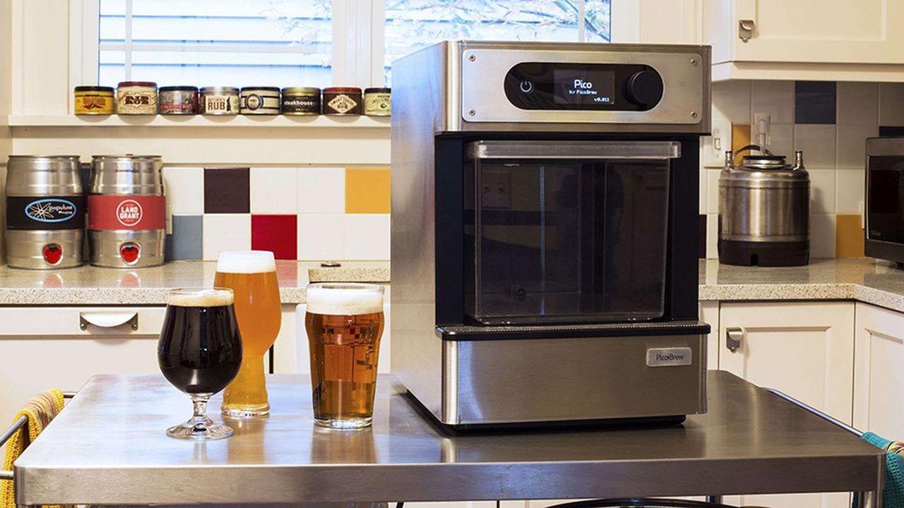 La tireuse de bière est typiquement l'appareil de cuisine à usage occasionnel dont la location peut davantage se justifier que l'acquisition, notamment pour les consommateurs urbains à l'étroit dans leur logement.