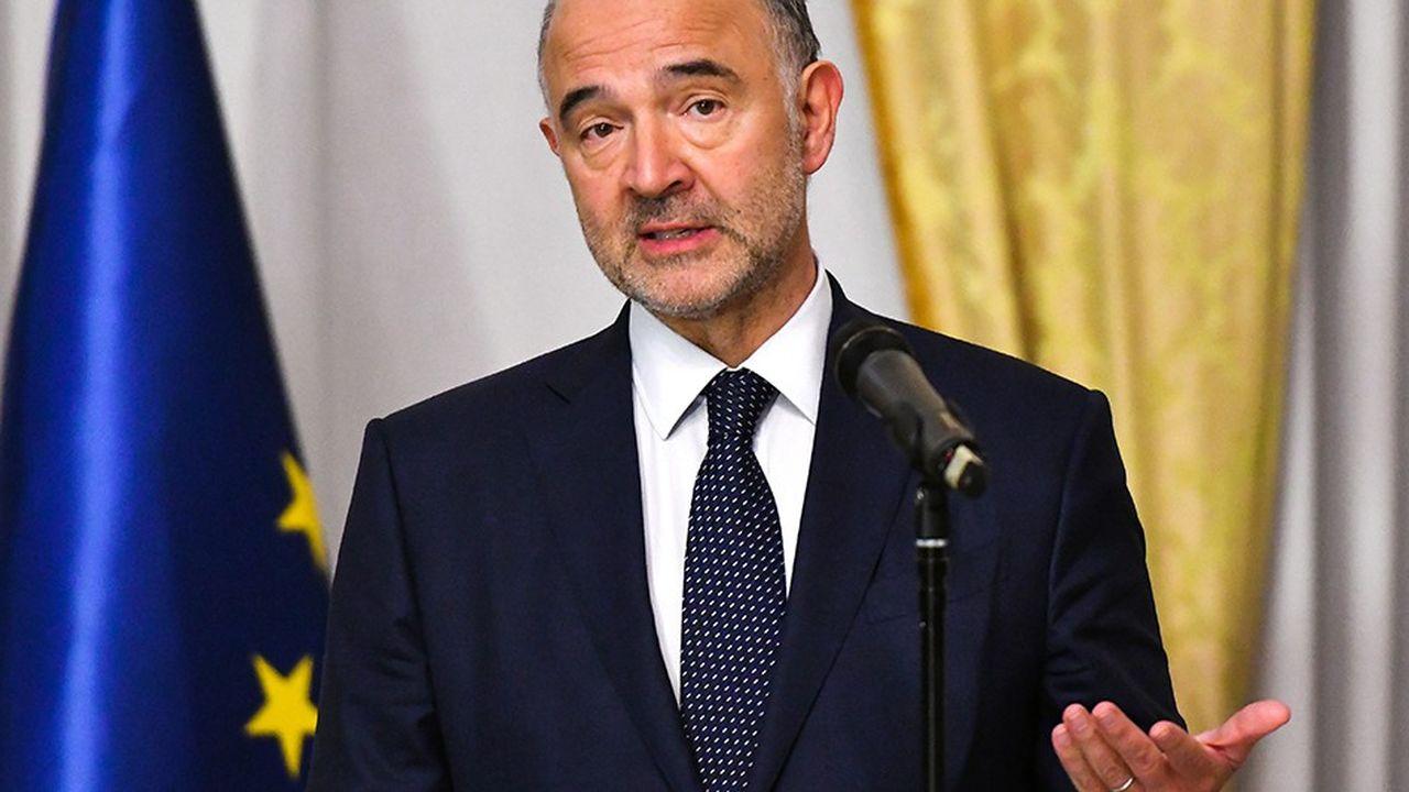 Le commissaire européen Pierre Moscovici a demandé des éclaircissements à Rome.