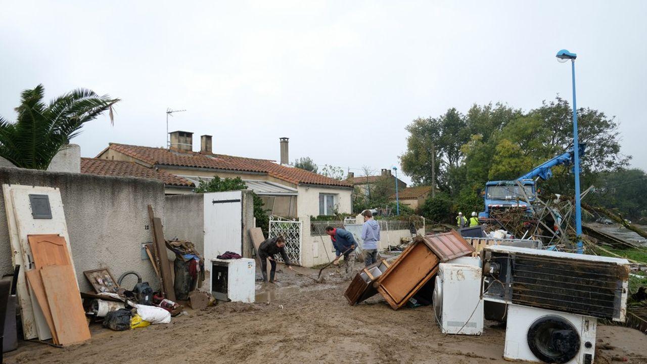 Bruno Le Maire a demandé aux assureurs de rembourser au plus vite les victimes de cette catastrophe.
