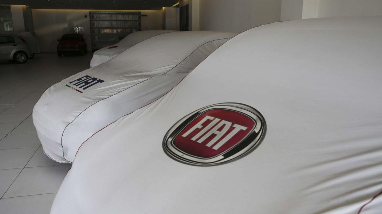 Sergio Marchionne, le patron de Fiat Chrysler, décédé depuis, avait entamé dès l'été dernier des pourparlers avec KKR