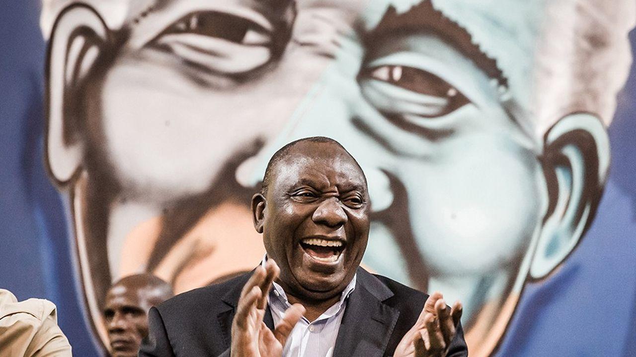 Le président sud-africain, Cyril Ramaphosa veut rendre les terres agricoles à la population noire sans pour autant peser sur l'économie.