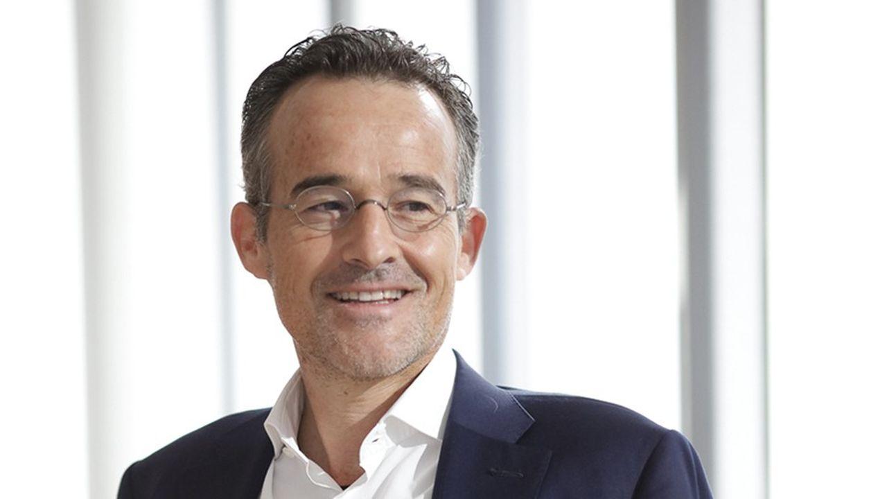 Antoine Rolland, président du directoire de NewAlpha Asset Management