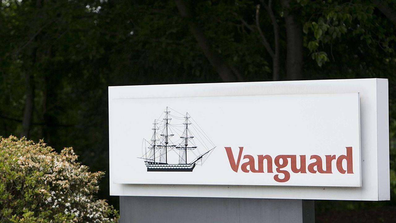Vanguard gère 5.300milliards de dollars d'actifs dans le monde.