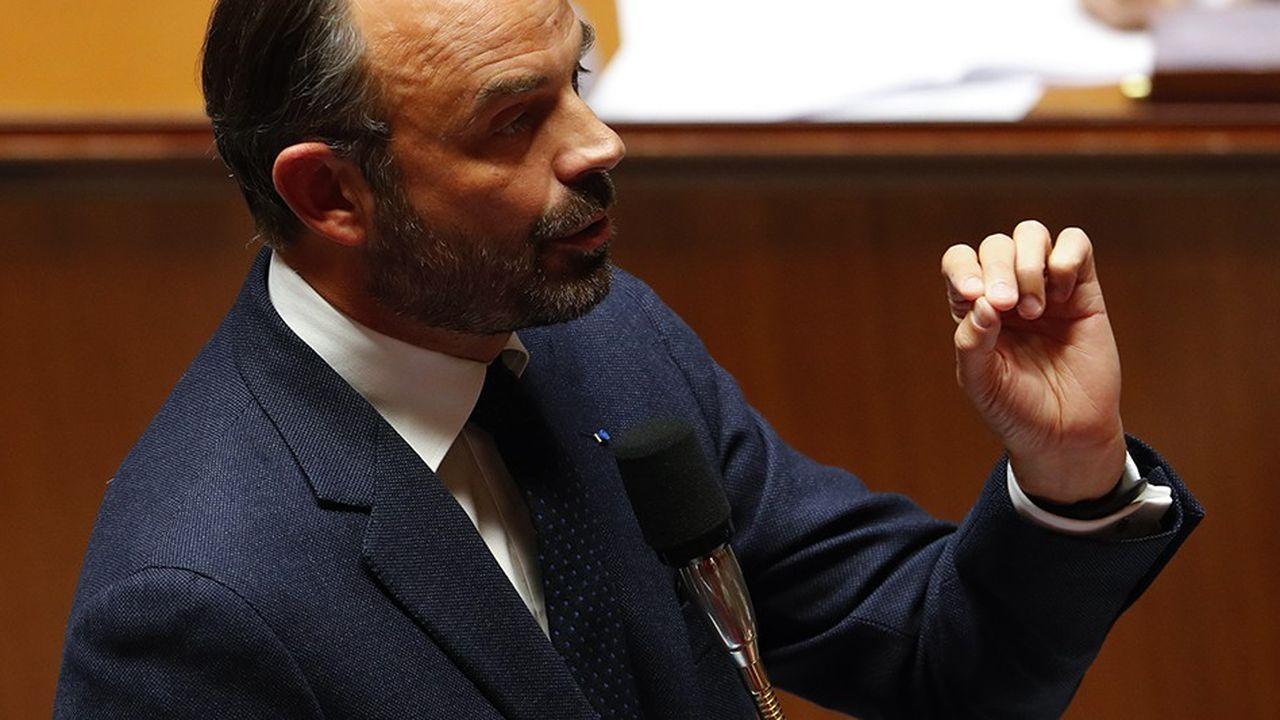 A l'Assemblée nationale mardi, le Premier ministre Edouard Philippe, a défendu dans la hausse de la fiscalité sur le diesel, une «mesure courageuse» pour aider à la «transition» écologique.