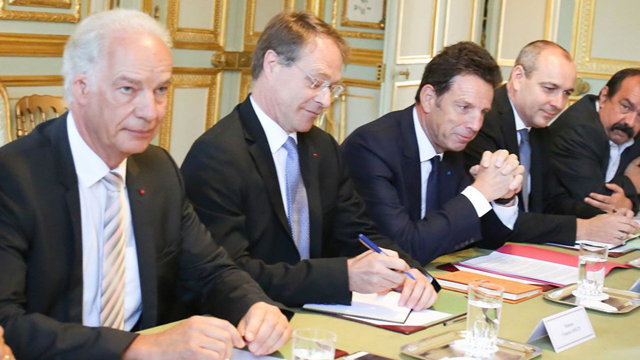 Le patronat refuse toute taxation des contrats courts, jouant des divisions du gouvernement sur ce point qui constitue pourtant une promesse de campagne d'Emmanuel Macron