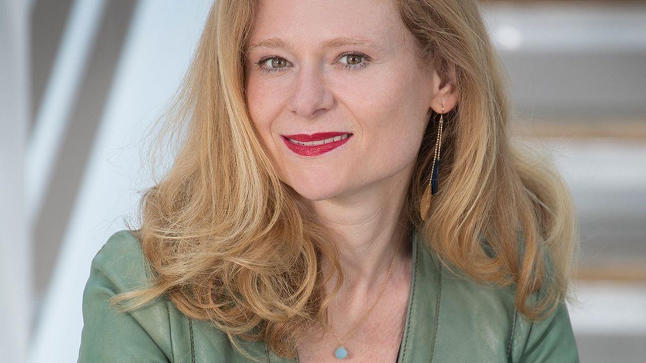 Cocktail détonnant de fraîcheur et de sophistication intellectuelle, Marina Zuber prend les rênes de TBWA Paris,troisième agence du marché.