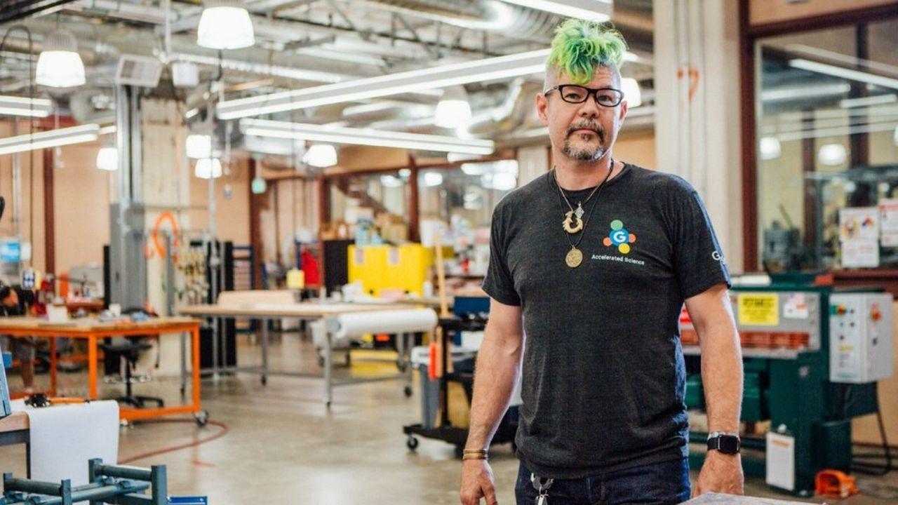 Rich DeVaul était l'un des responsables de X, la filiale en recherche et développement d'Alphabet, la maison mère de Google