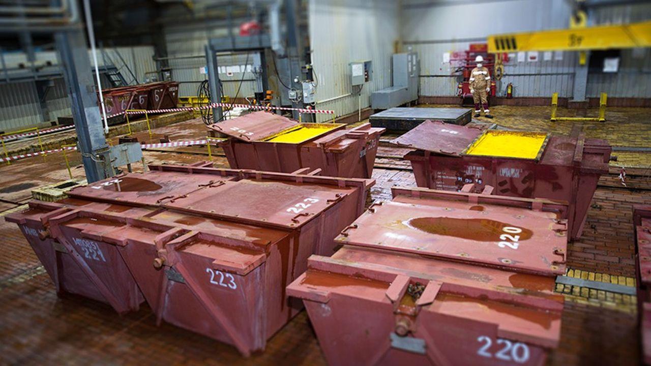 Kazatomprom estime représenter près de 20% de la production mondiale d'uranium.