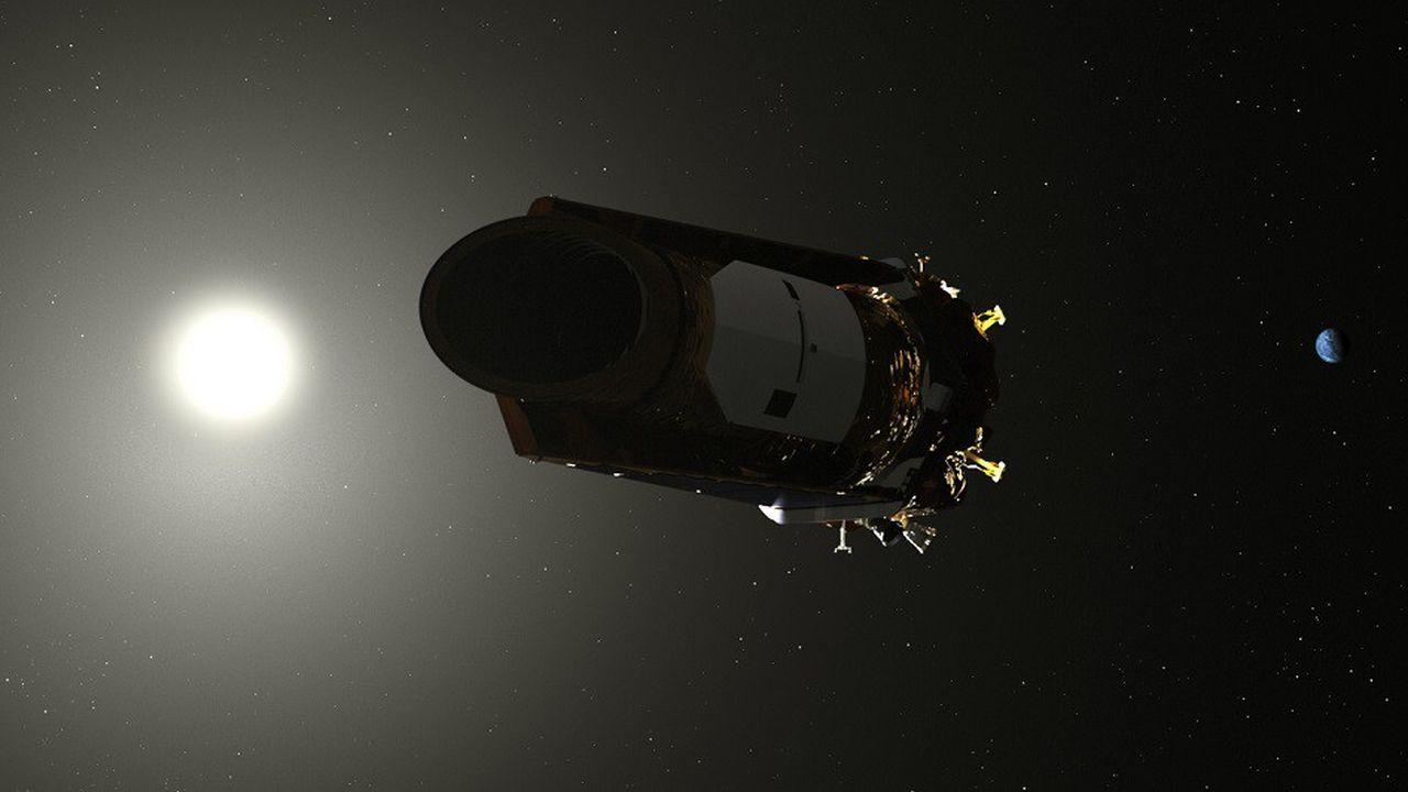Le télescope Kepler avait été lancé en 2009.