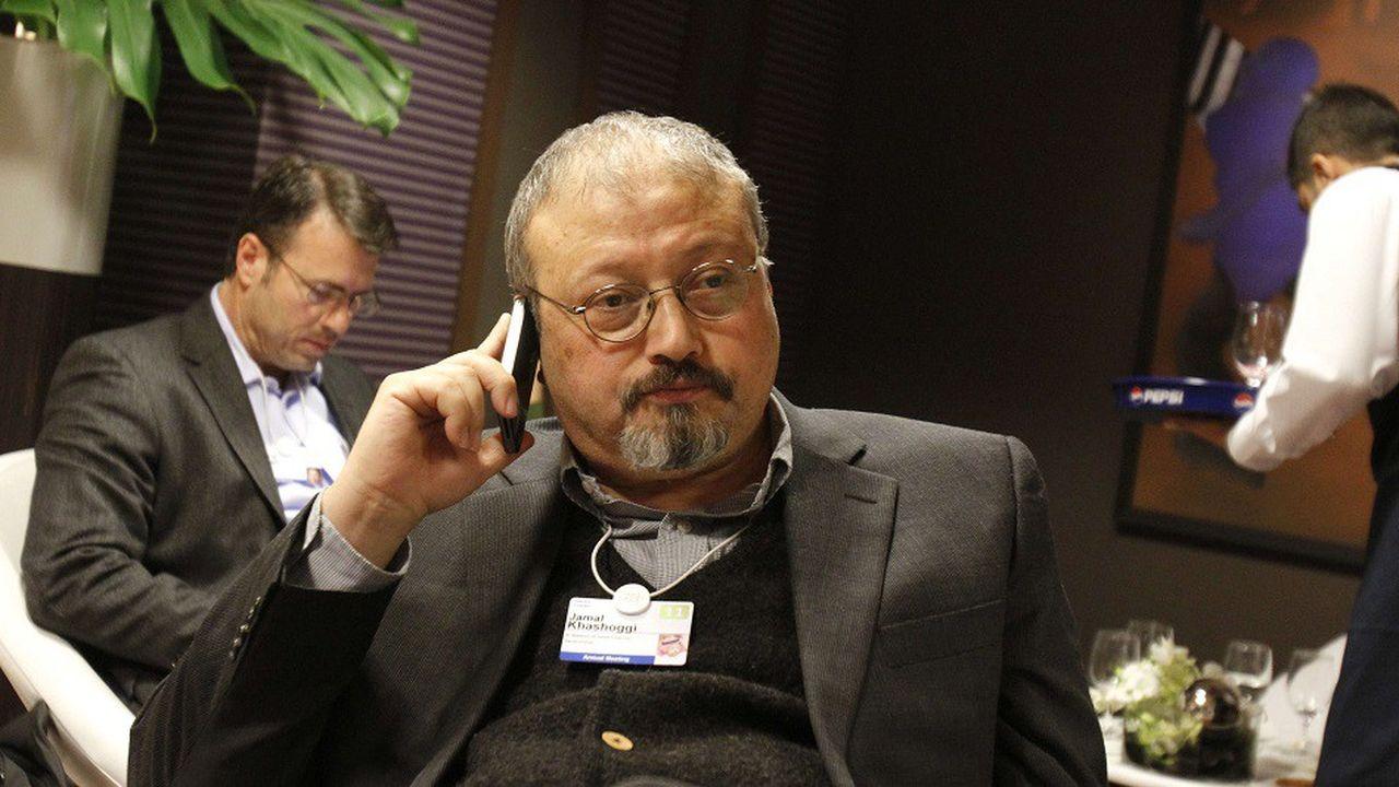 Le journaliste Jamal Khashoggi a été tué le 2octobre, à Istanbul.