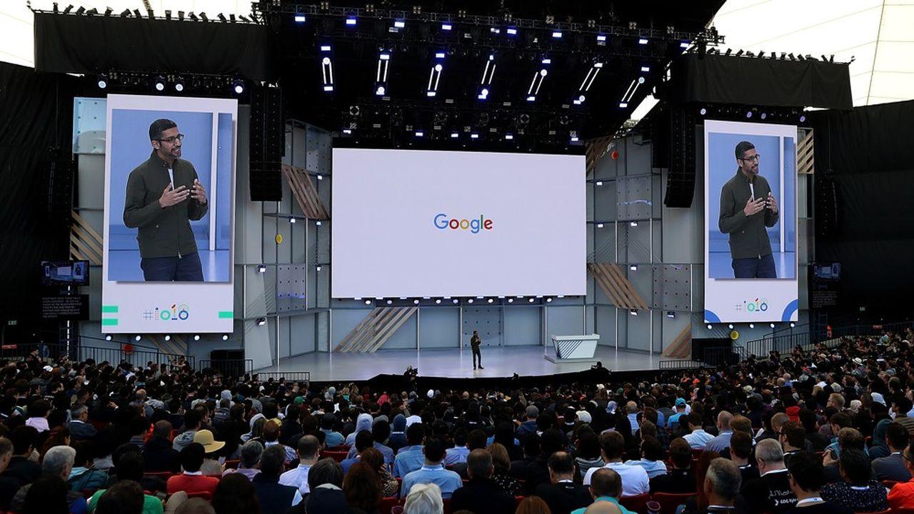 Sundar Pichai, le PDG de Google, a voulu montrer qu'il intégrait les critiques, à l'occasion de Google I/O, sa conférence pour les développeurs organisée à Mountain View (Californie)