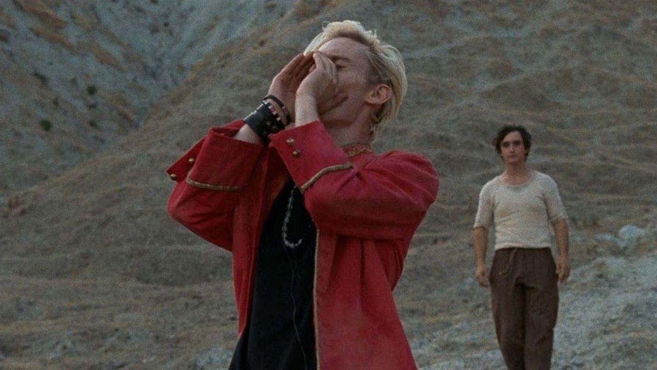 Heureux comme Lazzaro» d'Alice Rohrwacher, qui a obtenu le prix du meilleur scénario, a été racheté par Netflix.