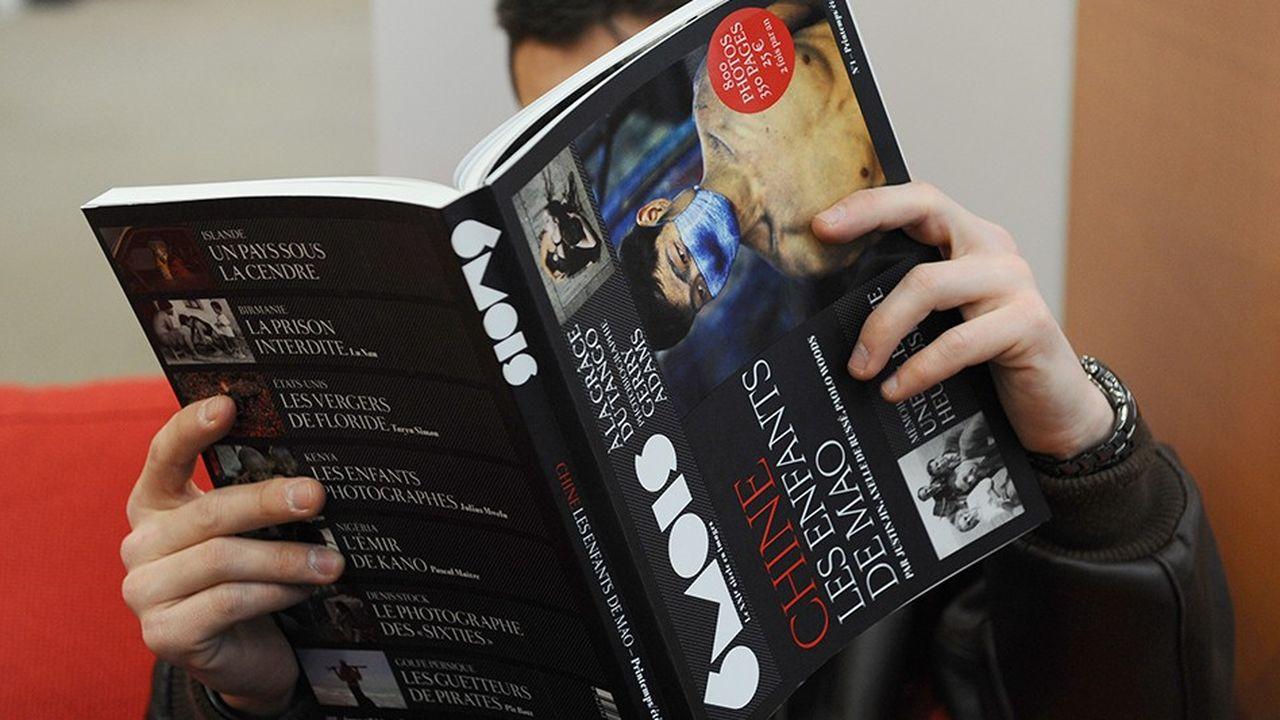 Rollin Publications est la société éditrice de «6 Mois» et «XXI».