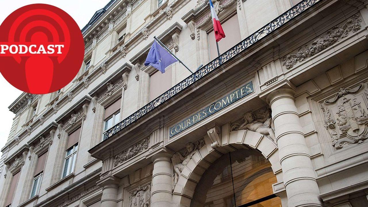 La Cour des comptes a rendu, mercredi, son rapport annuel sur l'état des finances publiques.