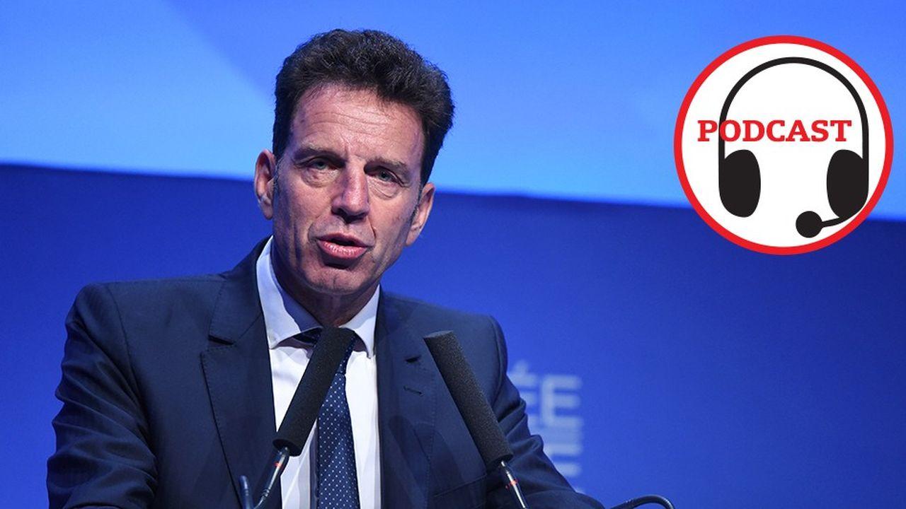 Le nouveau patron des patrons, Geoffroy Roux de Bézieux, a été élu avec plus de 55% des voix.