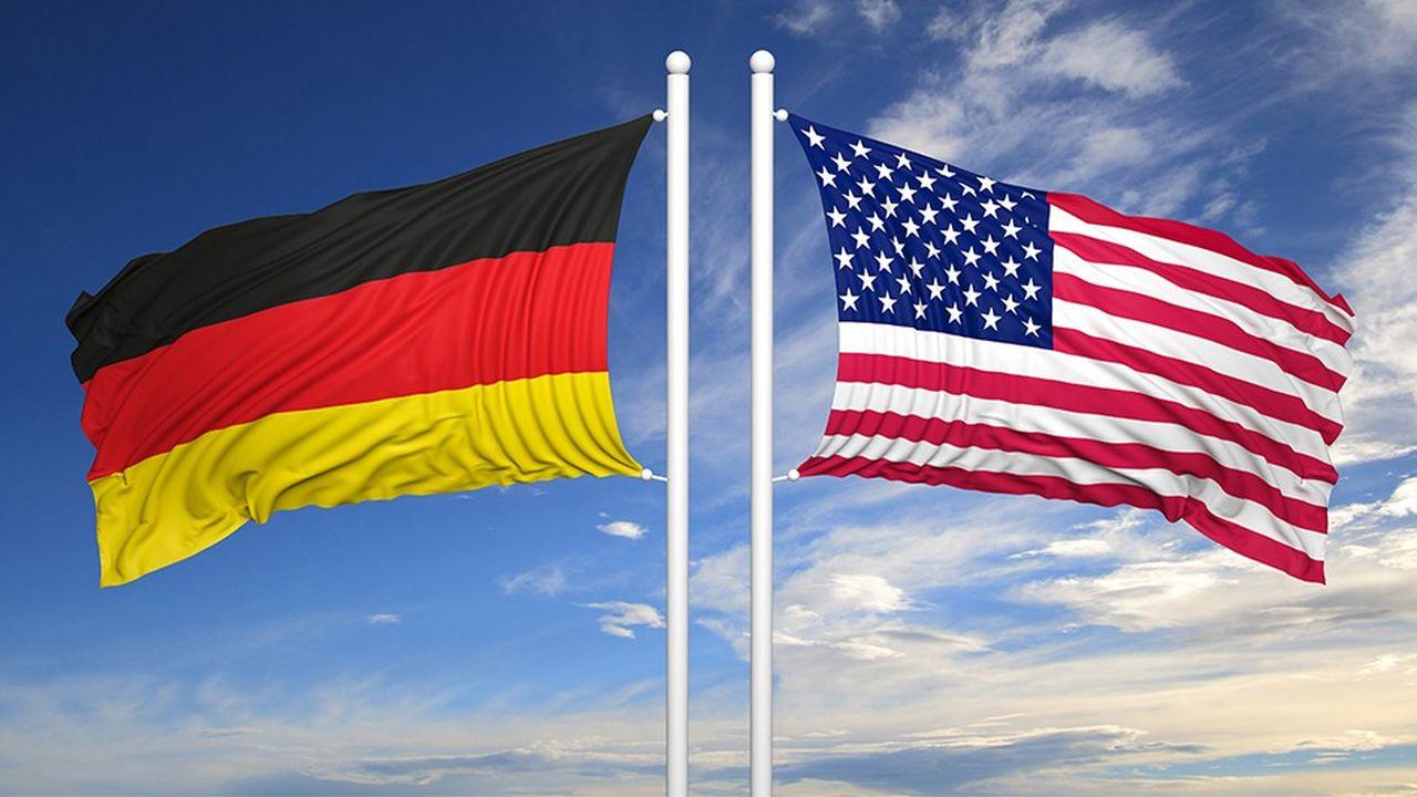 les commandes à l'industrie allemande viennent de connaître leur pus forte baisse depuis janvier2017