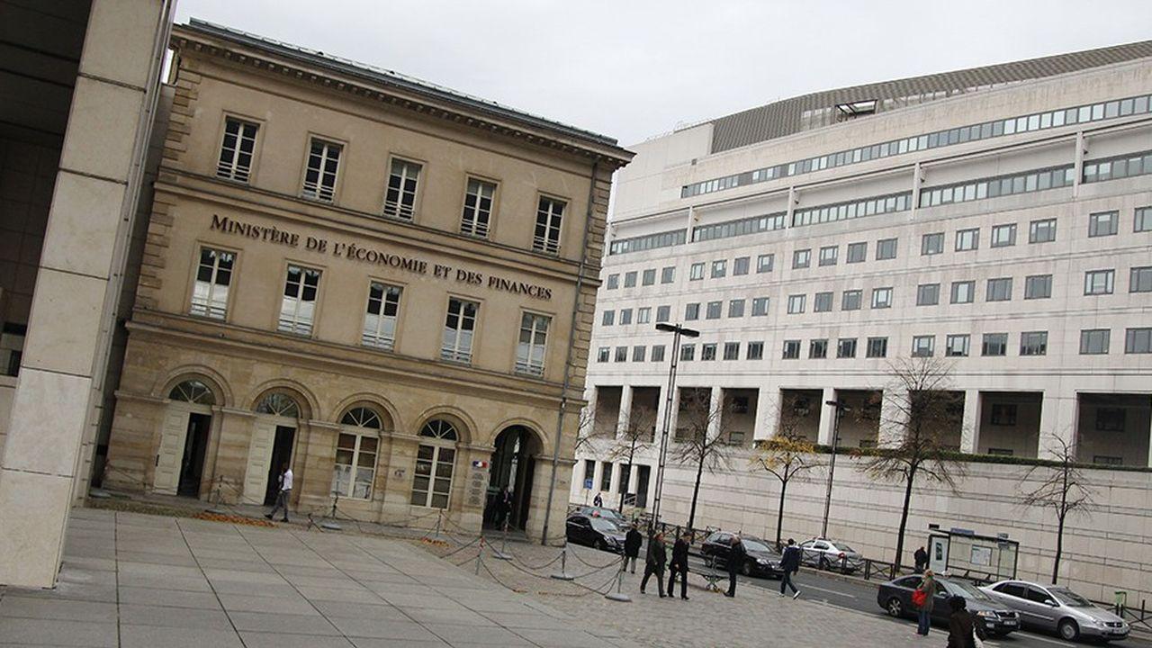 Ministère de l'Economie et des Finances - Bercy -