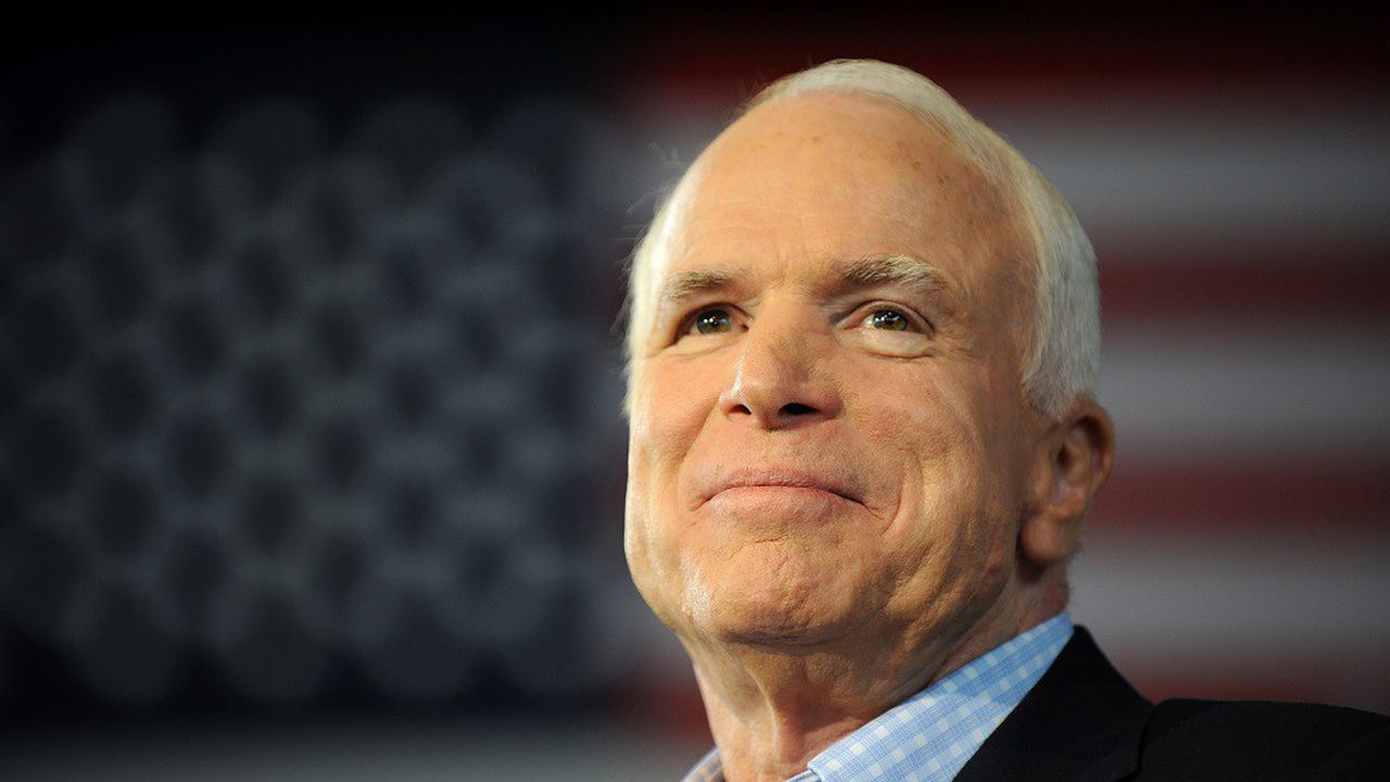 L'ex-candidat républicain à la présidentielle américaine de 2008 John McCain se battait depuis plusieurs mois contre un cancer