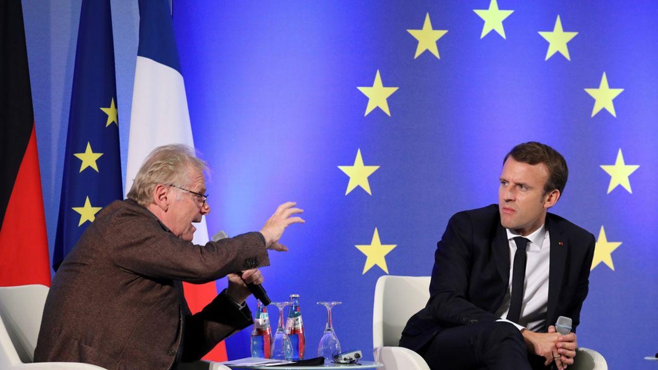 «On a décidé d'un commun accord que je ne serai pas ministre», a ajouté l'ancien député européen.