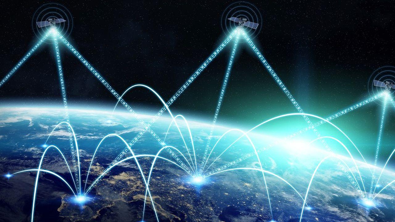 Le cabinet Euroconsult parie sur l'envoi de 7.000 satellites de moins de 500 kg au cours des dix années à venir, soit sept fois plus qu'au cours de la décennie passée.