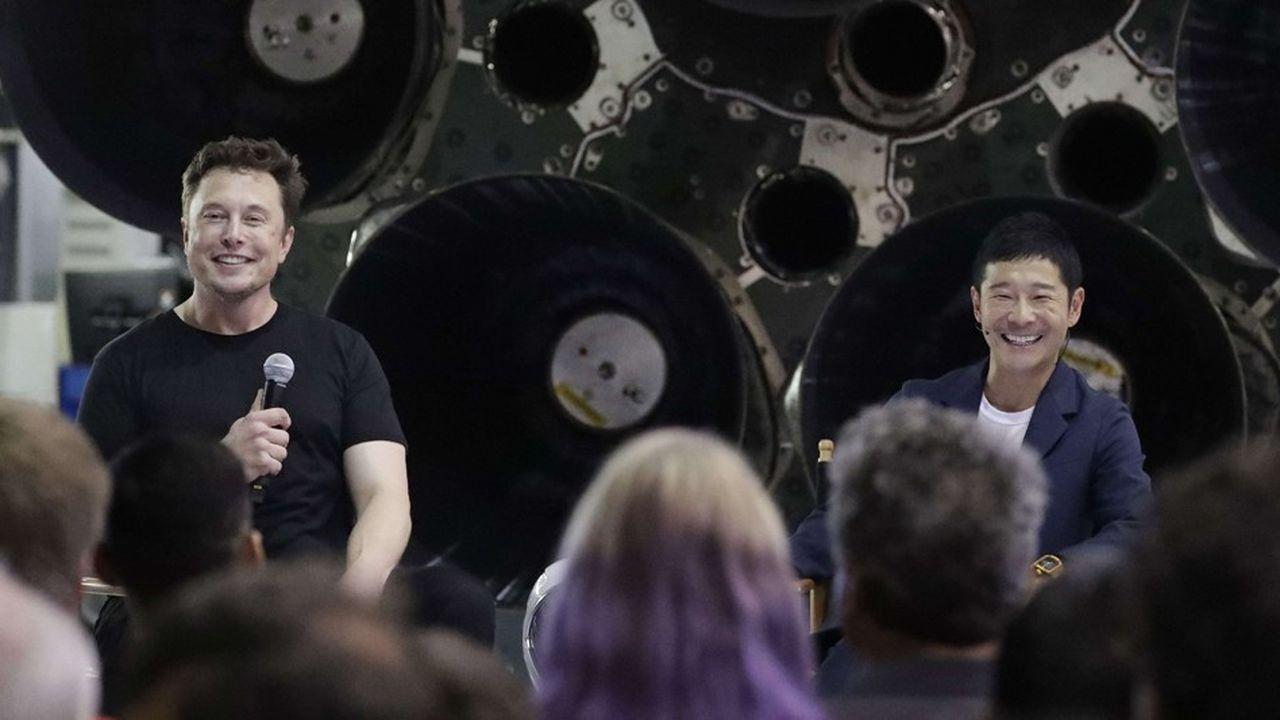 Présent dans les hangars du siège de SpaceX, au côté d'Elon Musk, pour la grande annonce, Yusaku Maezawa a refusé de révéler combien il allait dépenser pour participer à cette aventure.