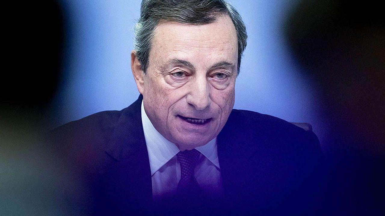 Mario Draghi, président de la BCE, s'est montré confiant sur l'évolution de l'inflation devant les membres du Parlement européen.