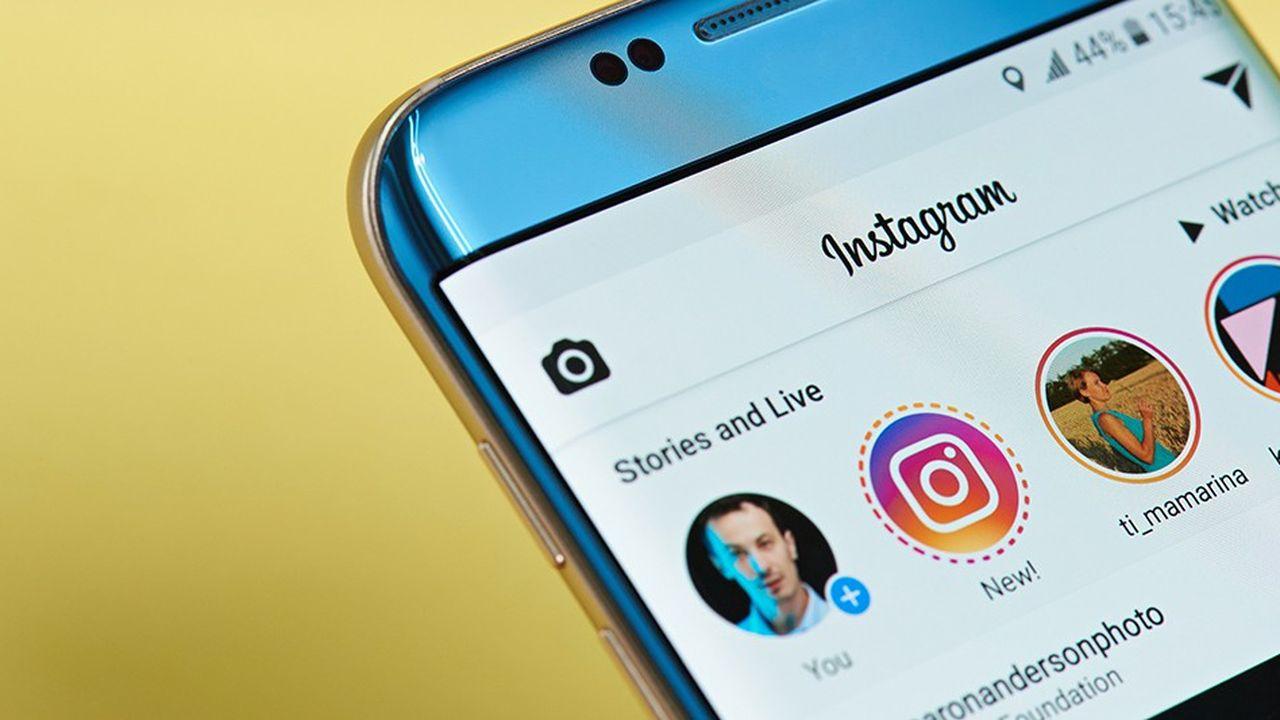 Entrede 8heures à 10h15 les internautes français ont été privés d'Instagram.