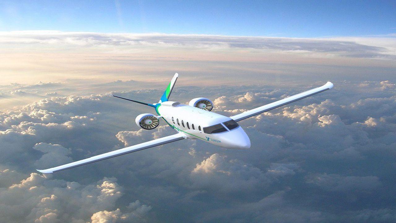 L'avion régional hybride de la start-up américaine Zunum Aero sera en partie motorisé par Safran Helicopter engines.