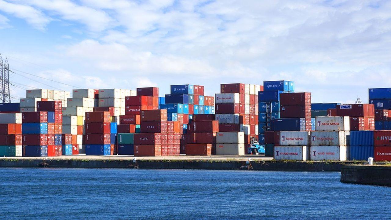 Au mois d'août, les importations d'énergie sont reparties à la hausse