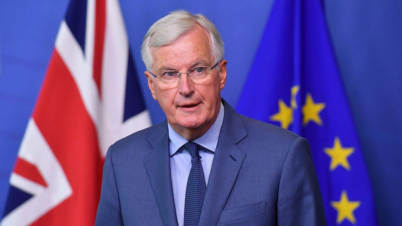 Michel Barnier, le commissaire européen chargé des négociations sur le Brexit.