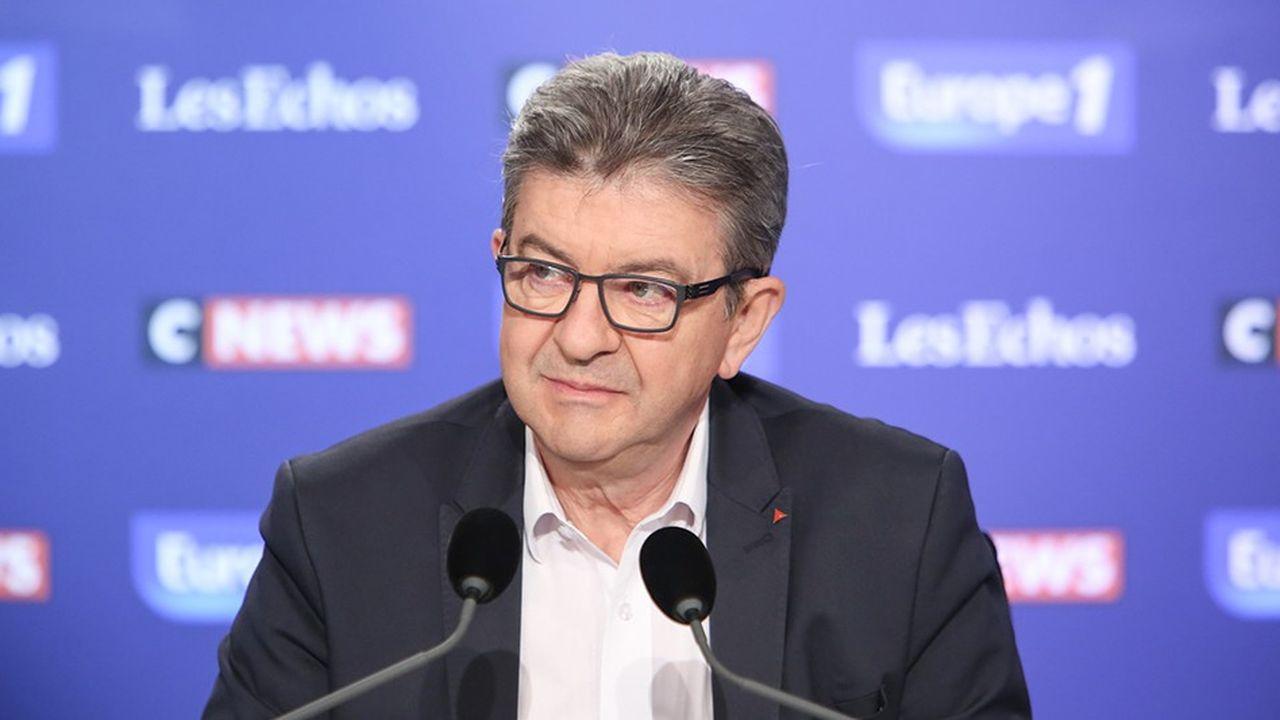 Municipales: Mélenchon annonce des listes France insoumise dans 100 villes