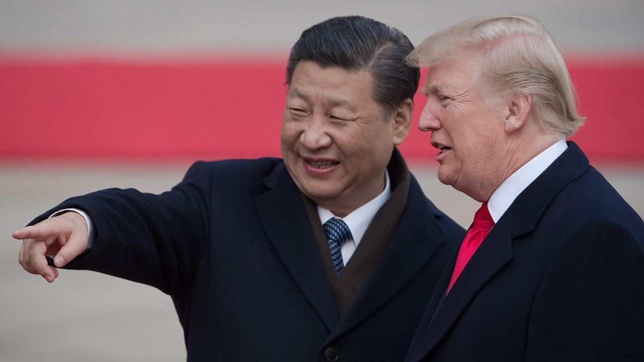 En accusant Pékin, Donald Trump dément vouloir détourner l'attention de son implication dans l'enquête sur l'ingérence de la Russie dans les élections