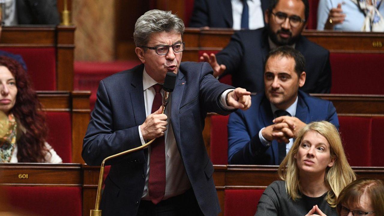 Visé par la justice dans le cadre de trois enquêtes différentes, Jean-Luc Melenchon dénonce «une énorme opération de police politique»